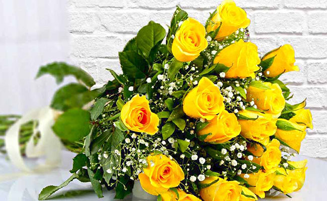 When To Give Yellow Roses As A Gift