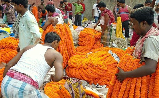 mullik-ghat-flower-market-kolkata