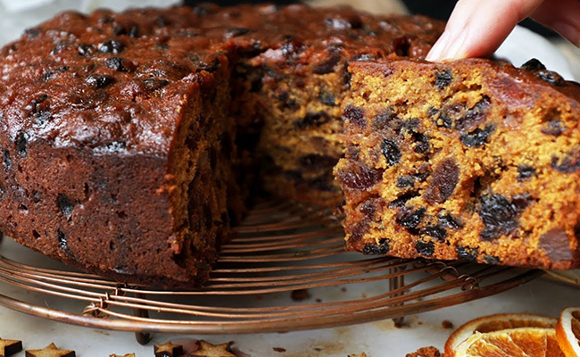 Tips For Baking A Fruit Cake At Home