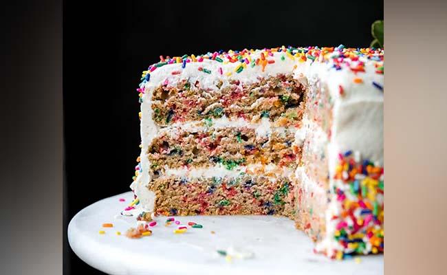 Funfetti Birthday Cake Recipe