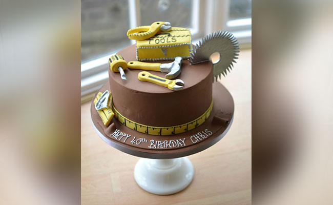 Builder Cake