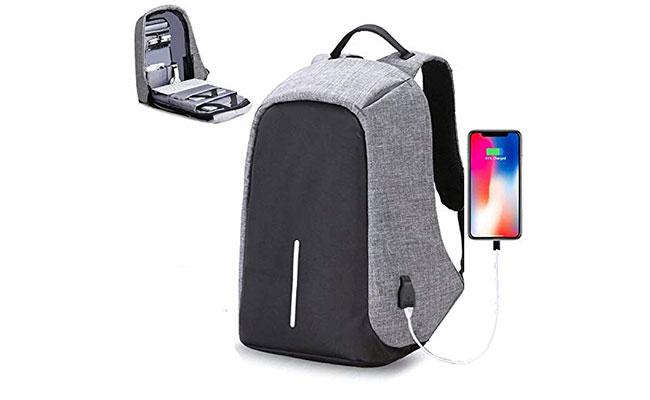 Anti-theft & Multipurpose Backpack