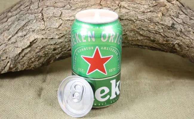 Beer Can Bottle