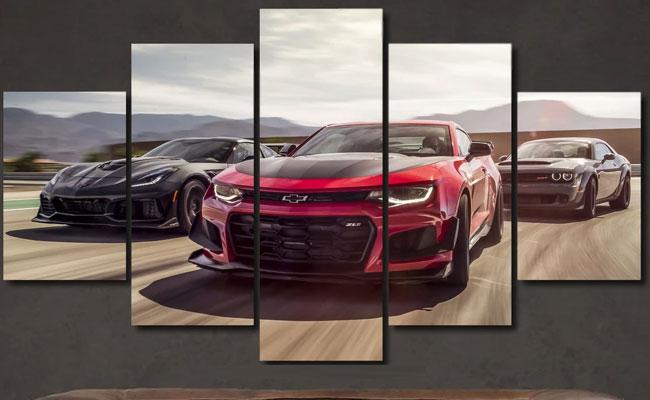 Car Canvas