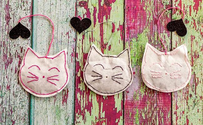 Cat Shaped Tea Bags