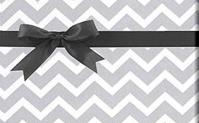Chevron Gift Wrap