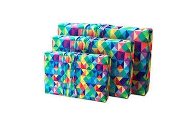 Colourful Mess Wrap