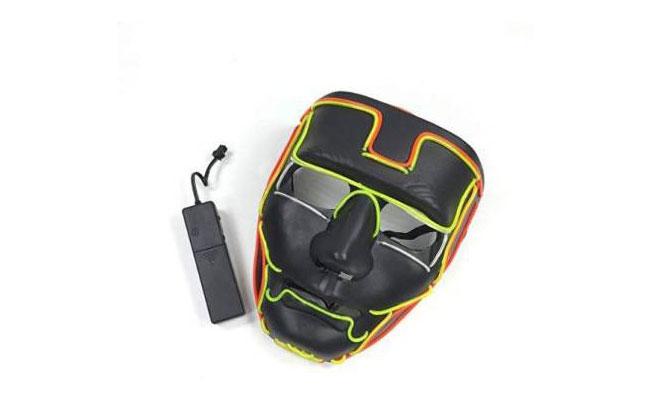 Cool LED Mask