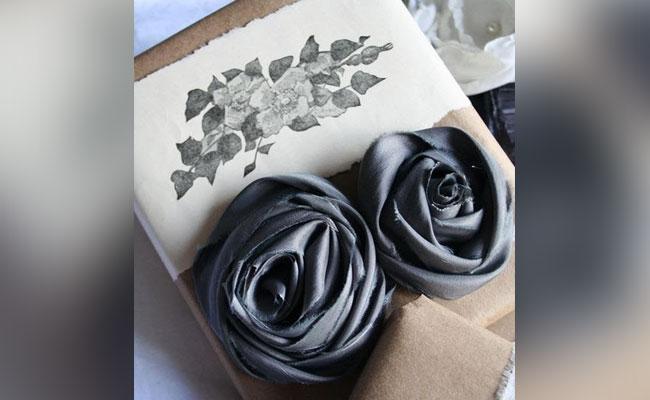 Fabric Flower petal