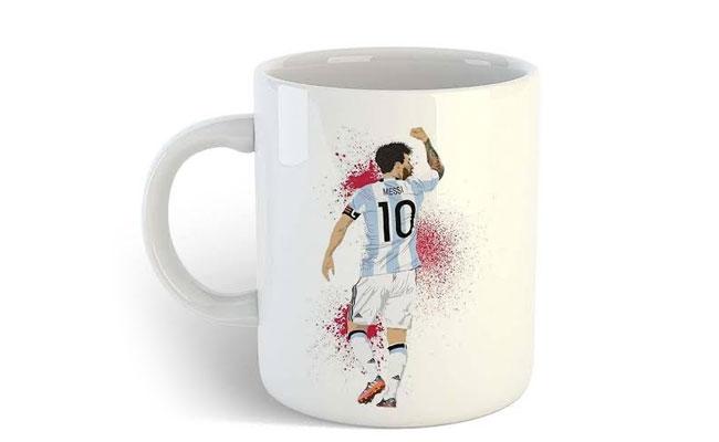 Football team mug