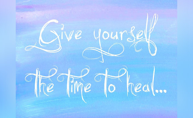 Give Yourself Some Time