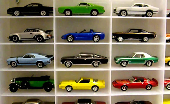 Luxury Toy Car Collection