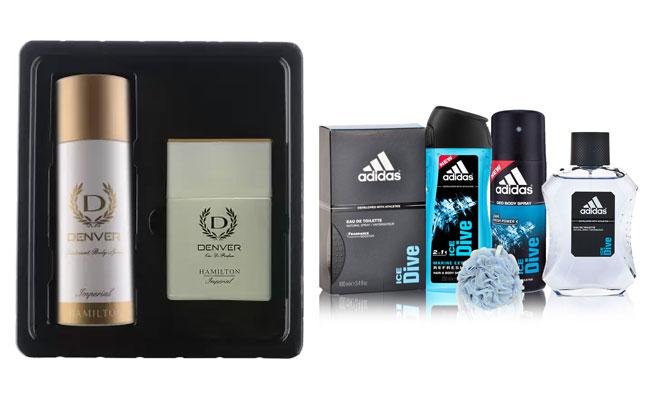 Perfume/ Deodorant Set