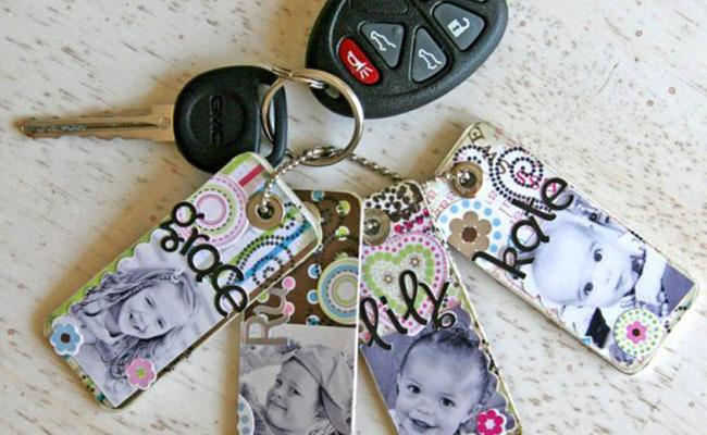 Photo Keychains