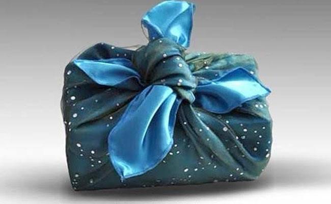 Scarf or Handkerchief Wrap