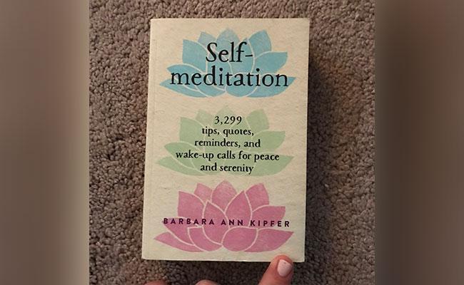 Self-Meditation Book