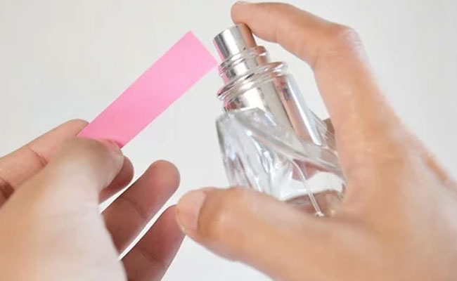 Take The Perfume Test For Atleast 4 Hours
