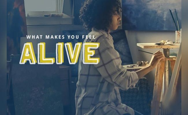 Which ArtForm Makes You Feel Most Alive