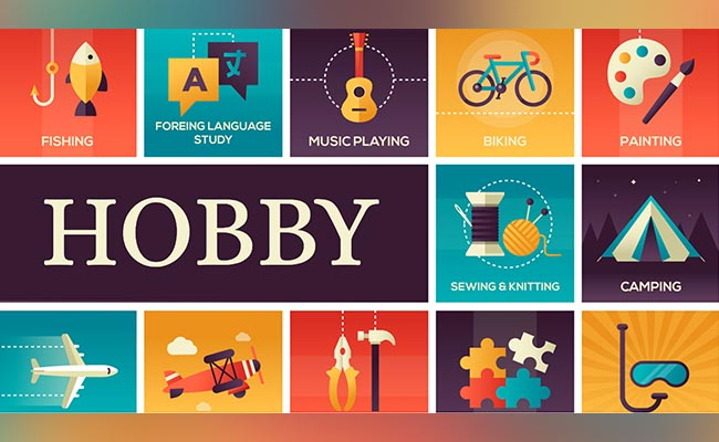 Your Favorite Hobby Is