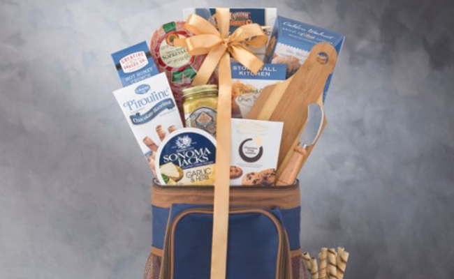 Golf Gift Basket for Him