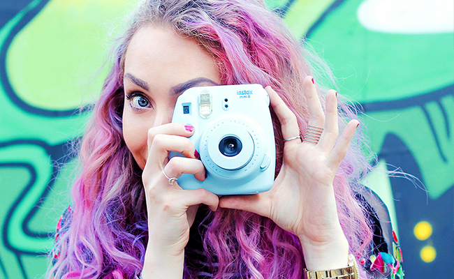Fujifilm Instax Mini Camera for Geminis