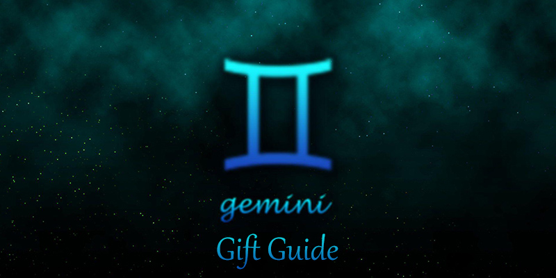 Gift Ideas For Gemini Zodiac Sign