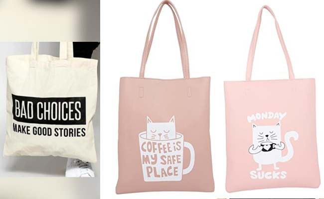 Tote Bag for her 21st birthday