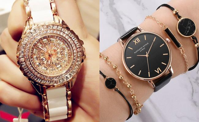 Wristwatch for her 21st birthday