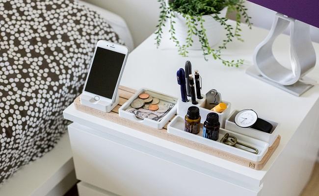 Desk Stuff for employees