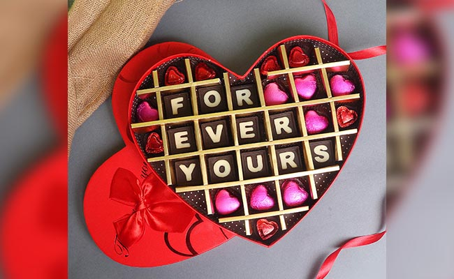 Forever Yours Choco Box