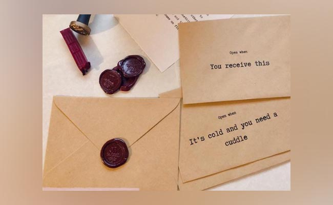 Letter To Open When