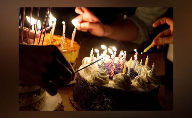 Midnight Cake Cutting