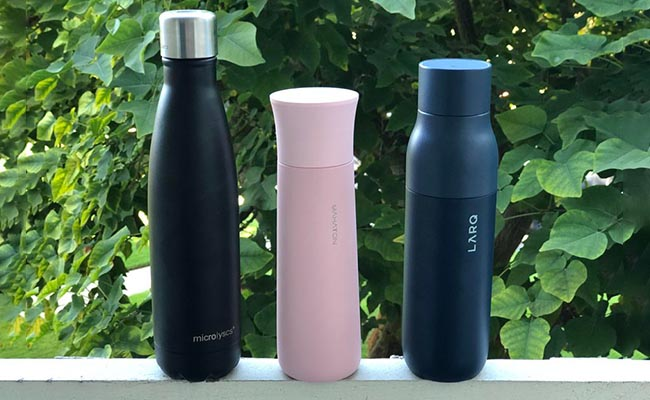 Self Cleaning Water Bottle