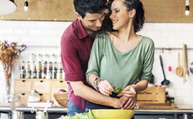 Spend the Time Cooking Together