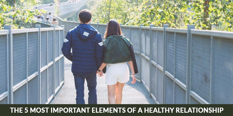 The 5 Most Important Elements Of A Healthy Relationship