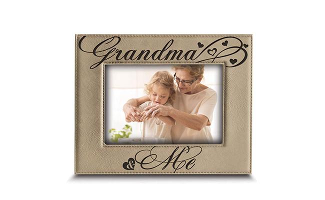 Photo frames for grandma