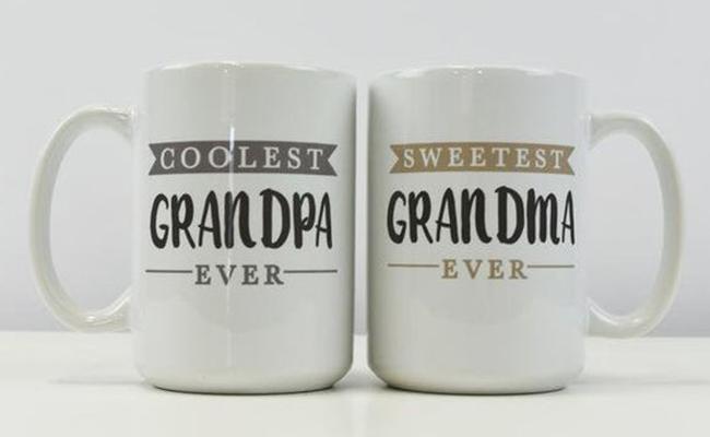 Mugs for grandma