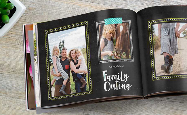 Personalised Photo Book for Mother in law