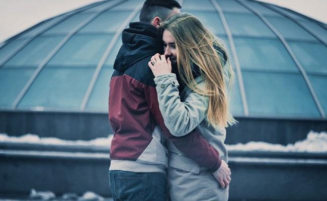 A hug would be nice