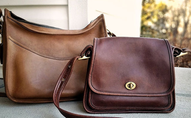 A Leather Bag