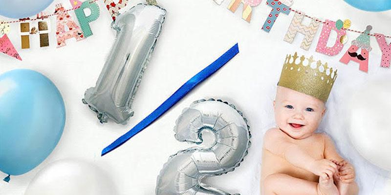 Half birthday celebration