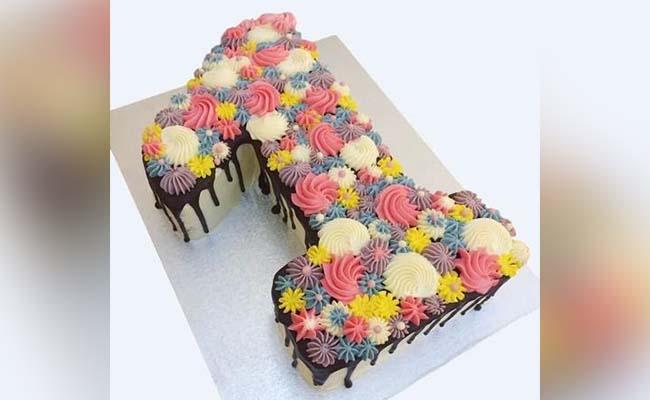 #1 Smashing Cake