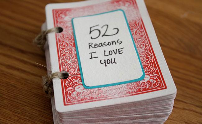 Reason Why I Love You