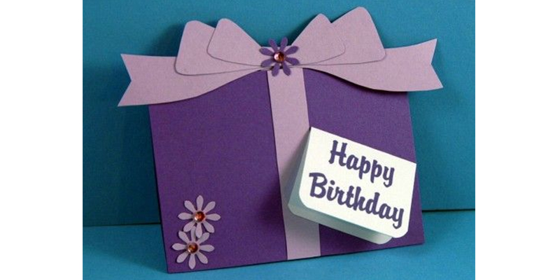Handmade Cards For Sister's Birthday