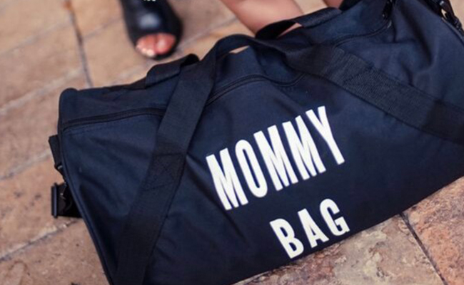 Gym Bag for Mom