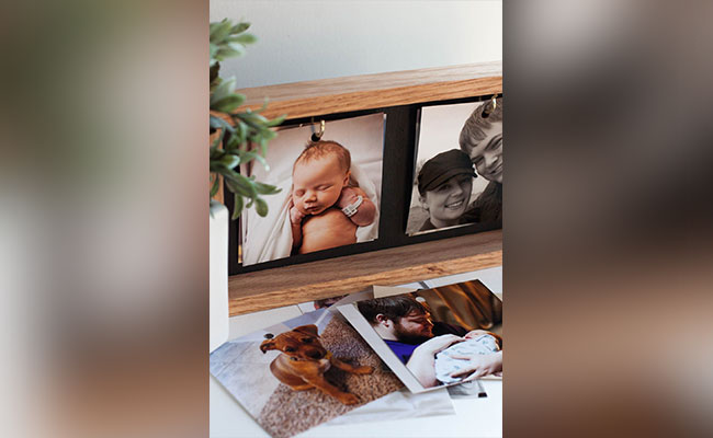 DIY Instagram Picture Frame