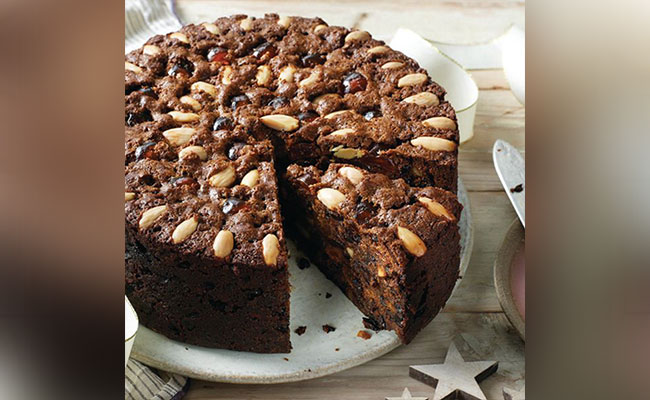Rich Dry-Fruit Cake