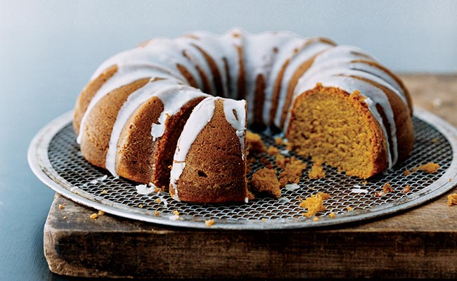 Spicy Pumpkin Bundt Cake