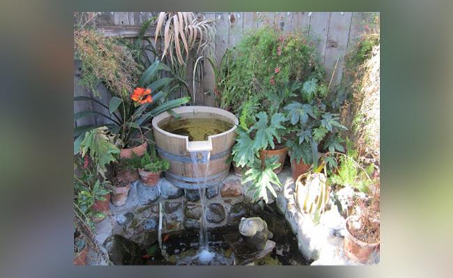 Big Bucket Fountain
