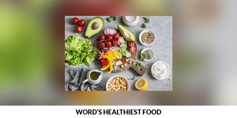 World's Healthiest Food